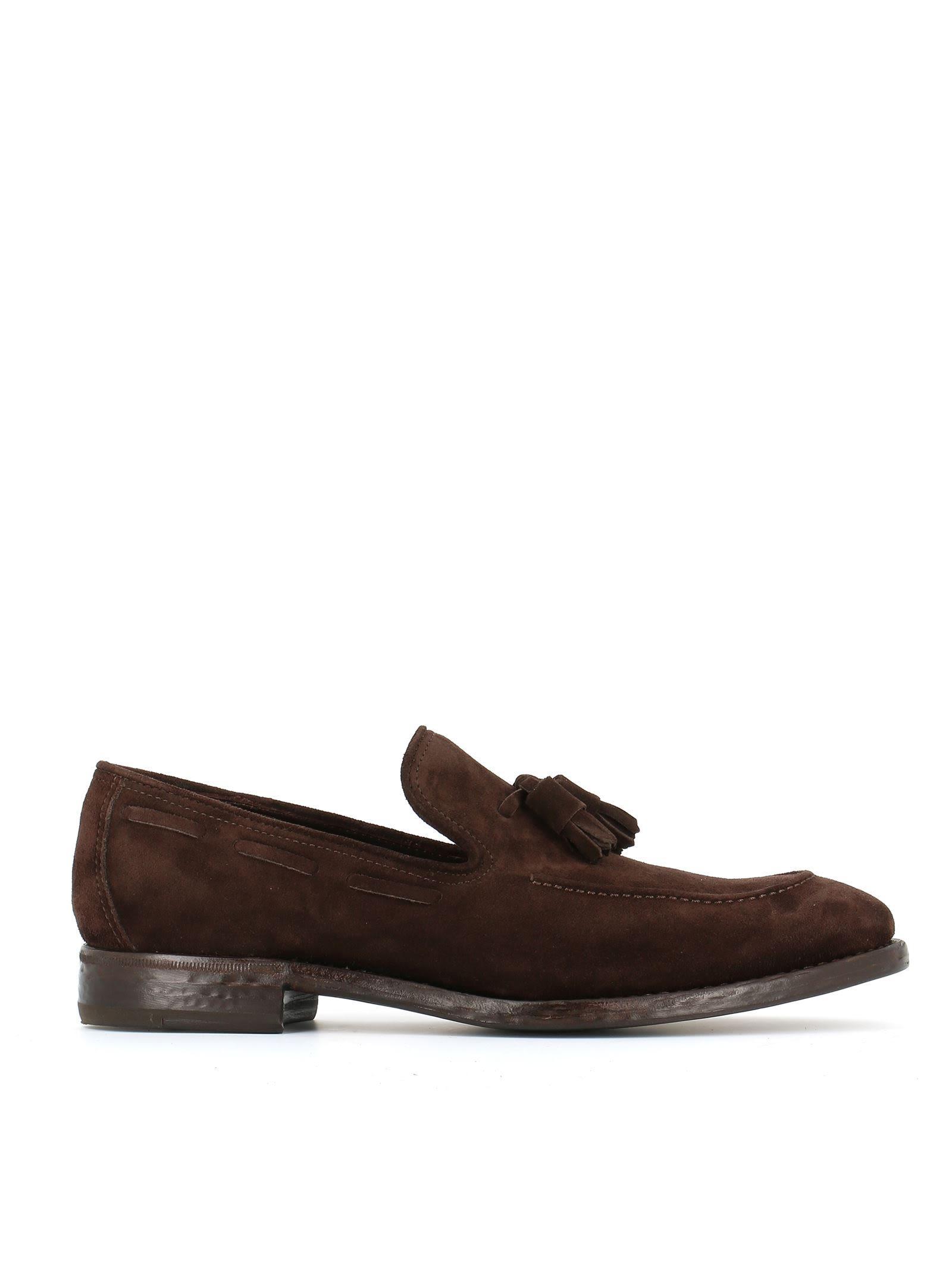 Henderson Tassel Detail Loafers 51405 In Brown