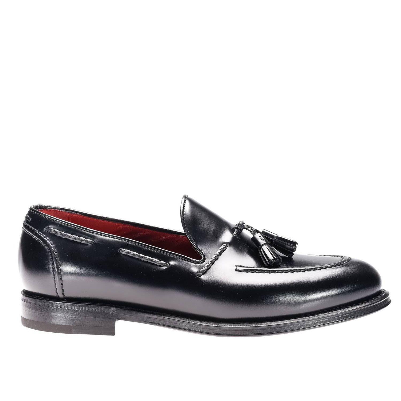Barrett Loafers Shoes Men  In Black