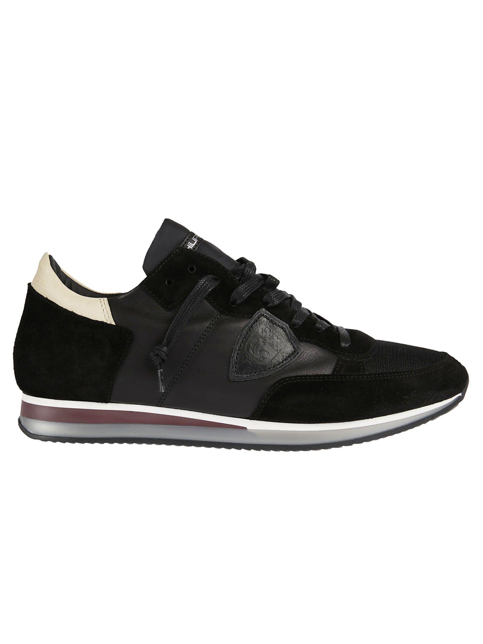 Philippe Model Tropez Sneakers In Noir