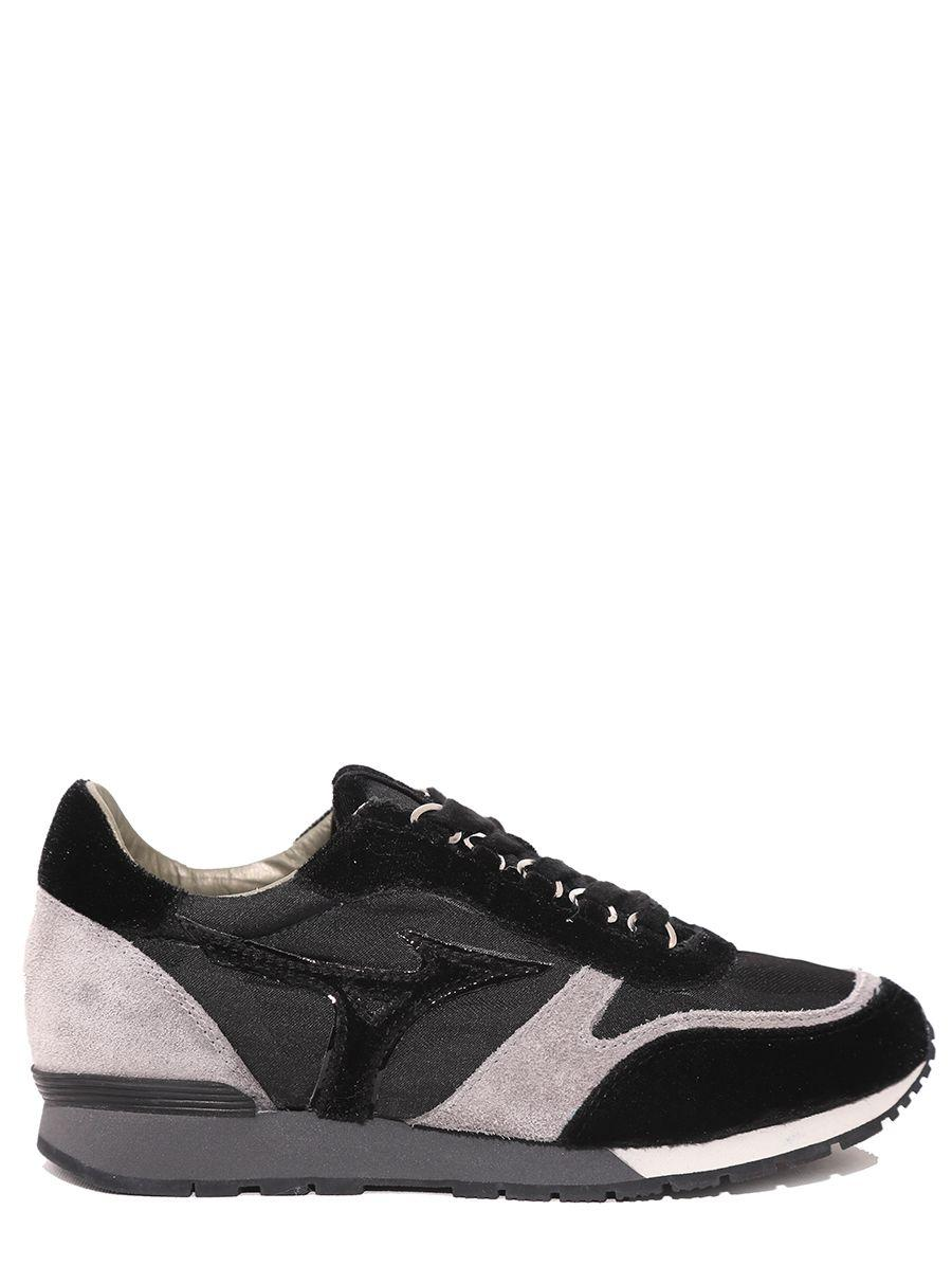 Mizuno 1906 - Naos Sneakers In Black