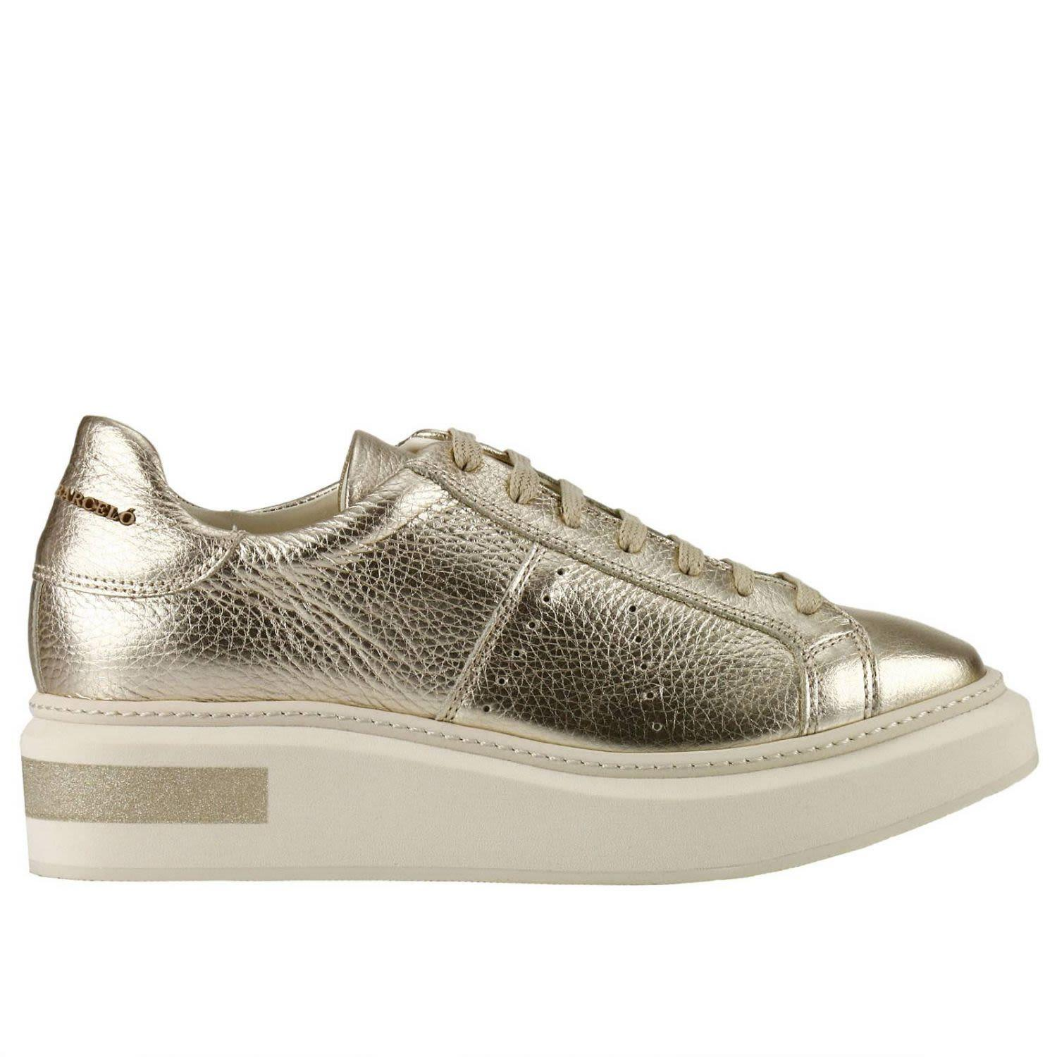 Manuel BarcelÒ Sneakers Sneakers Women  In Platinum