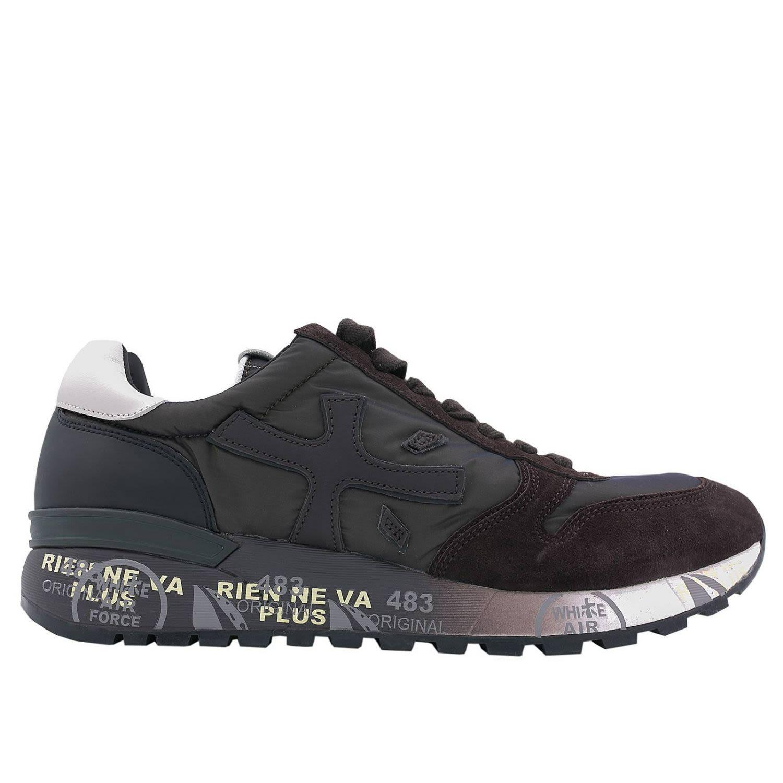 Premiata Sneakers Shoes Men  In Dark
