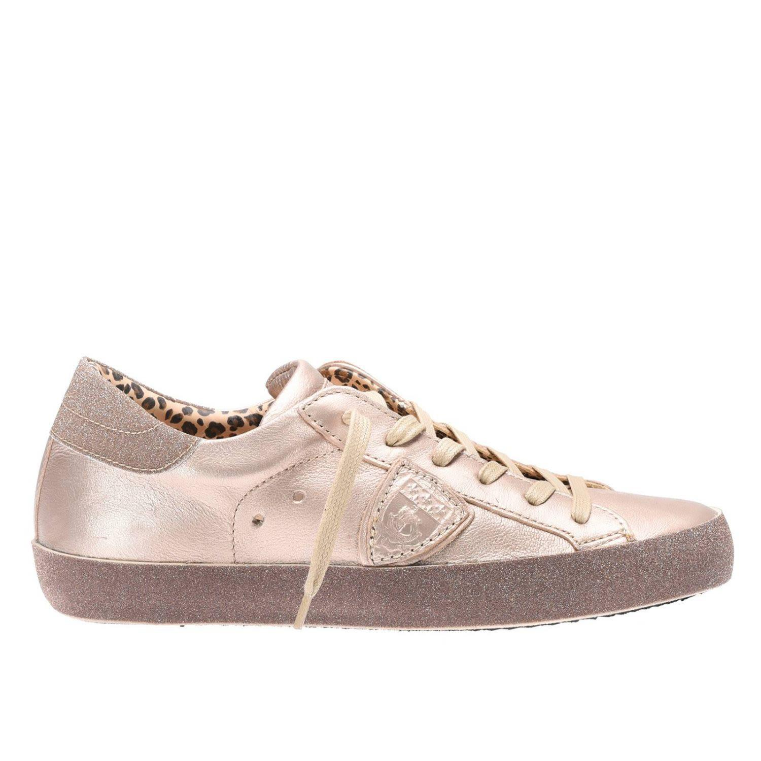 Philippe Model Sneakers Shoes Women  In Natural