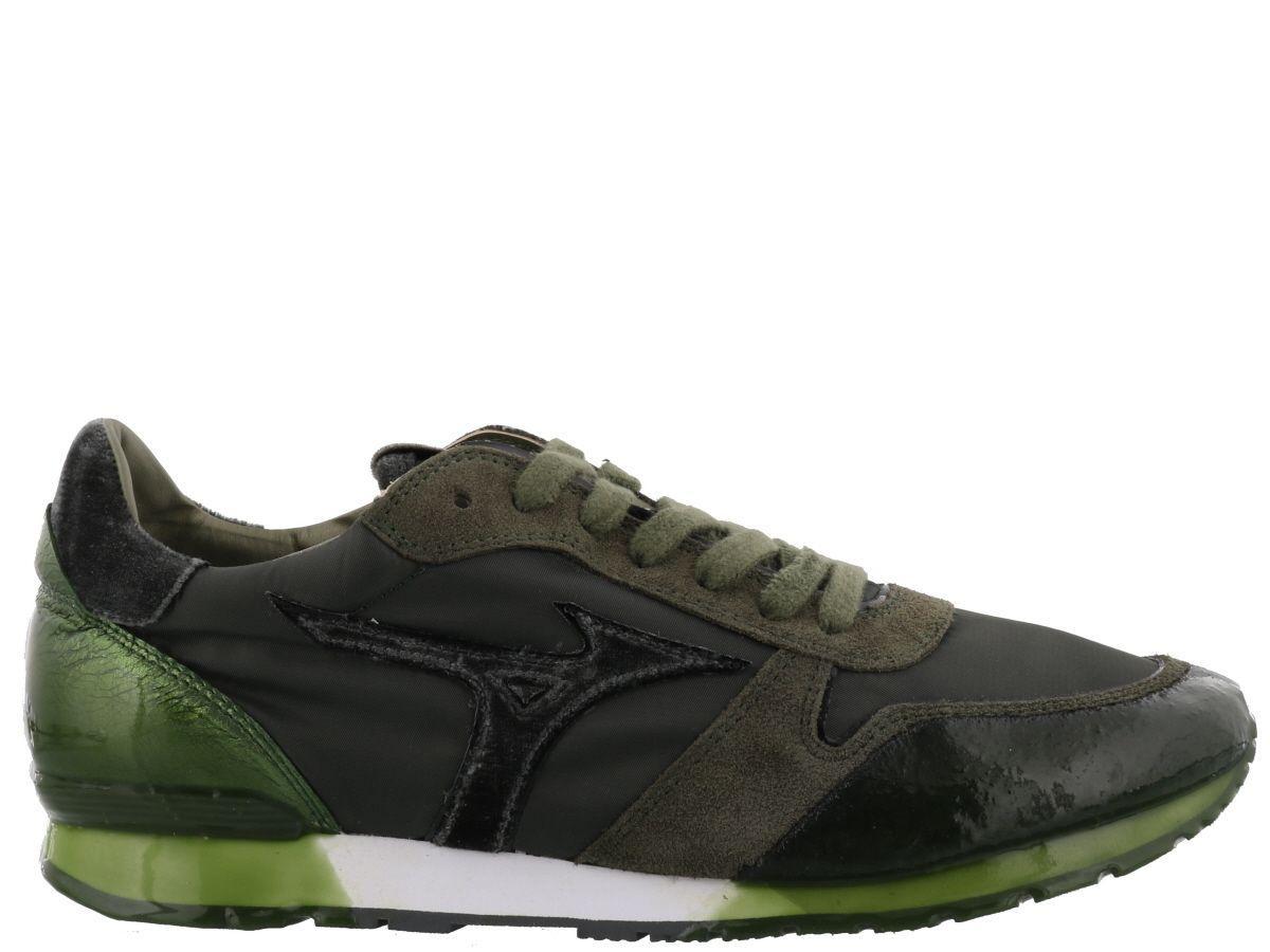Mizuno Etamin Sneakers In Green