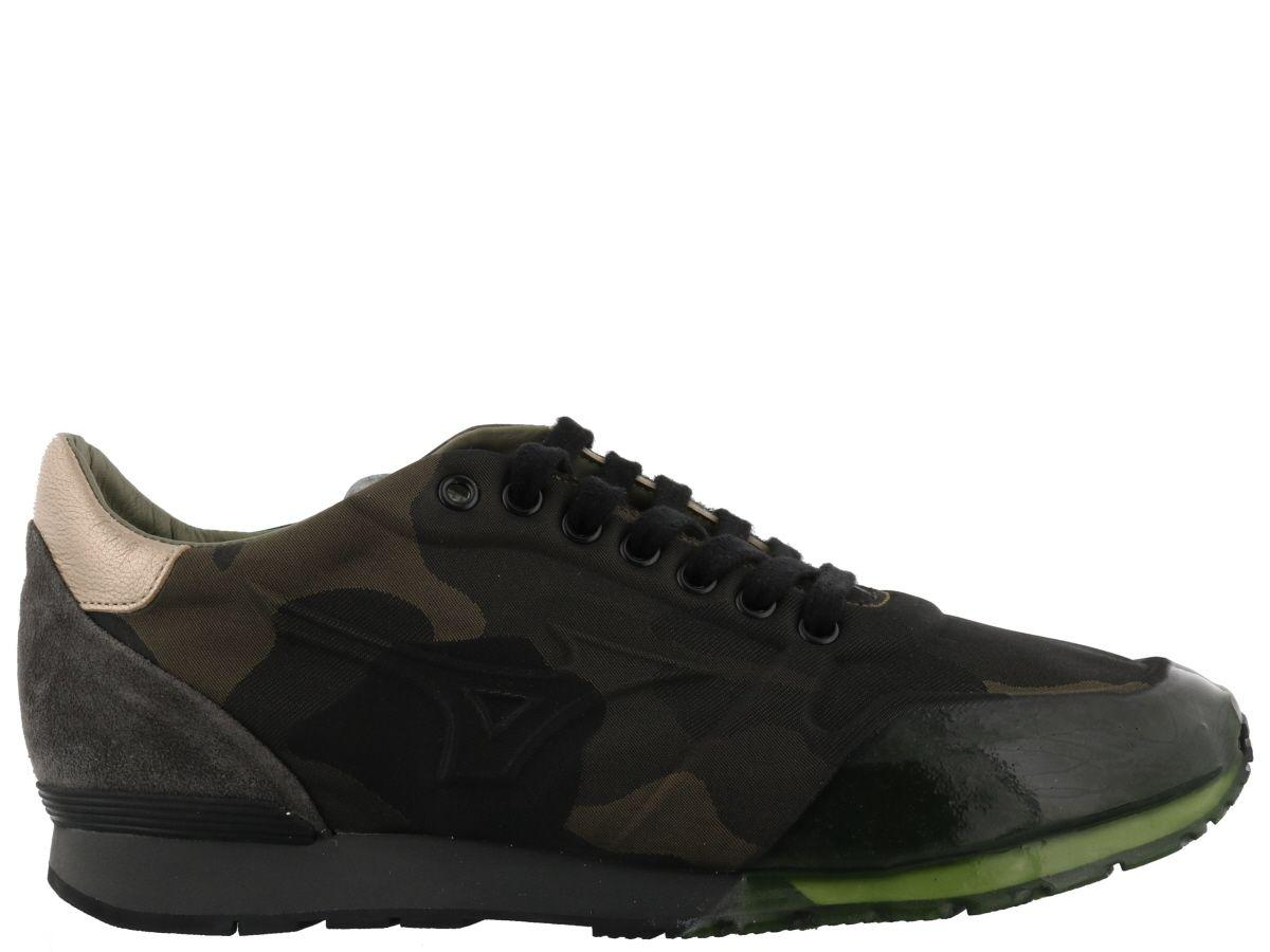 Mizuno Saiph Sneakers In Military Green