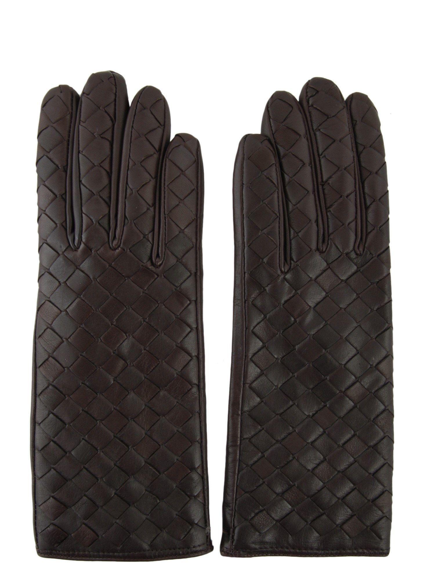 Sermoneta Gloves Ladies Gloves In Testa Di Moro