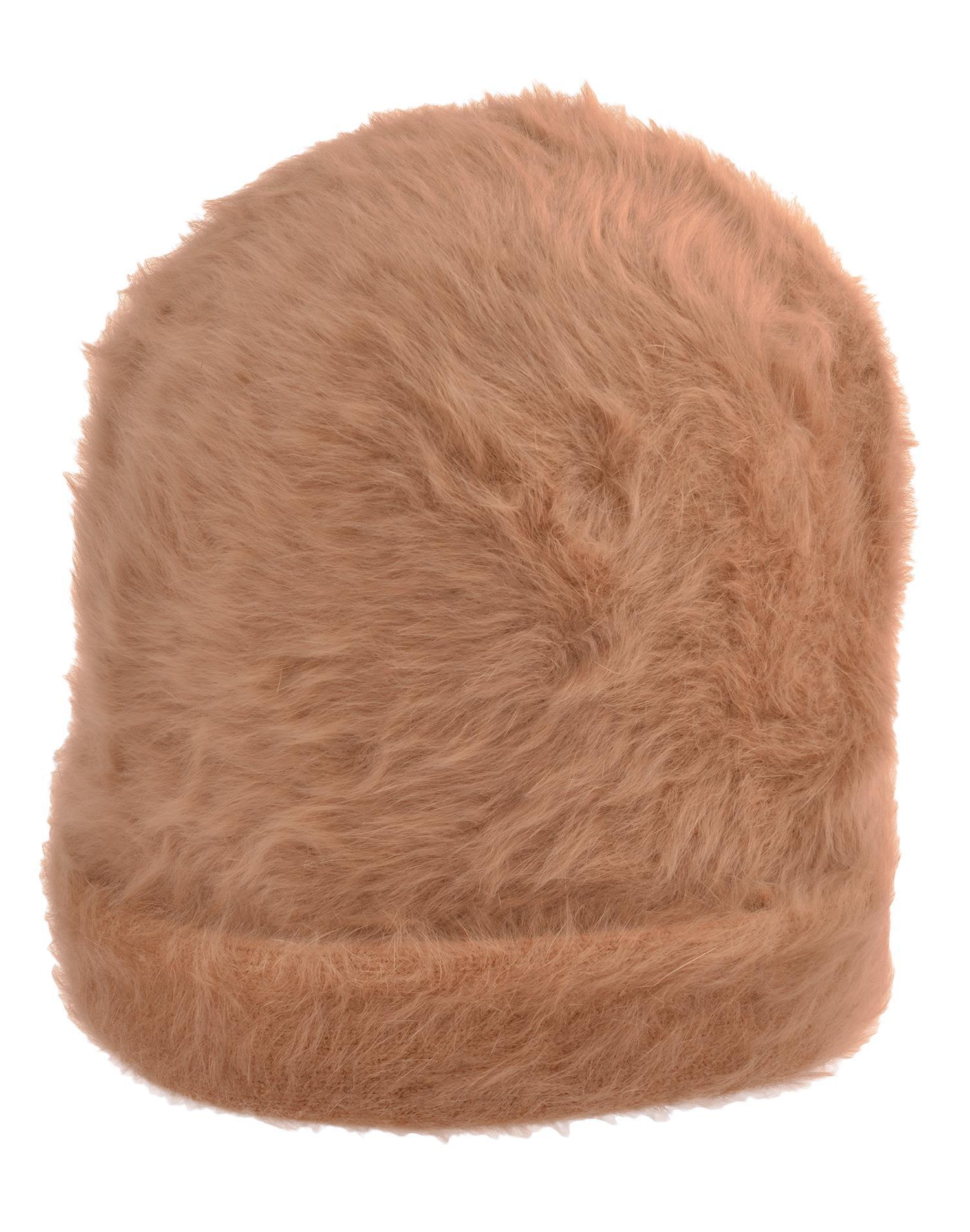 Reinhard Plank Lapin Hat In Camel