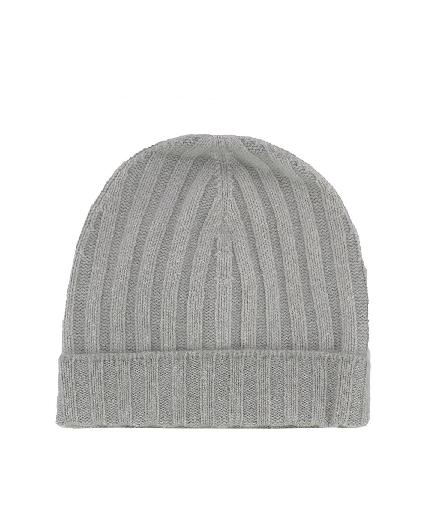 Gran Sasso Grey Cachemire Hat