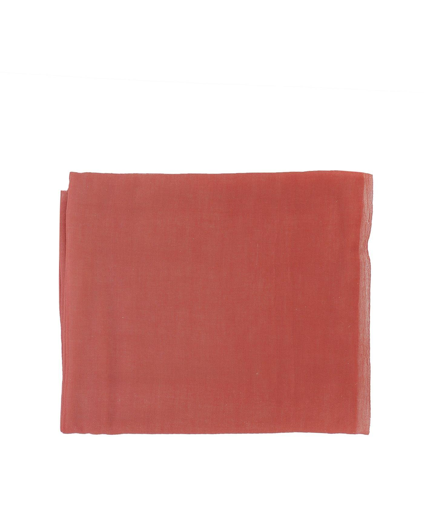 Snobby Sheep Cachemire Foulard In Red