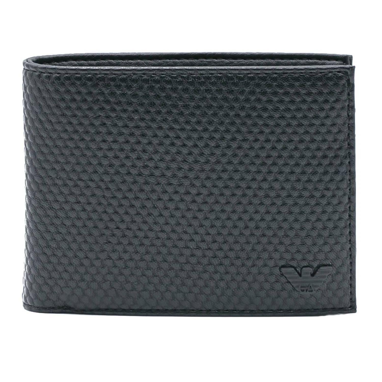 Armani Jeans Wallet Wallet Men  In Black