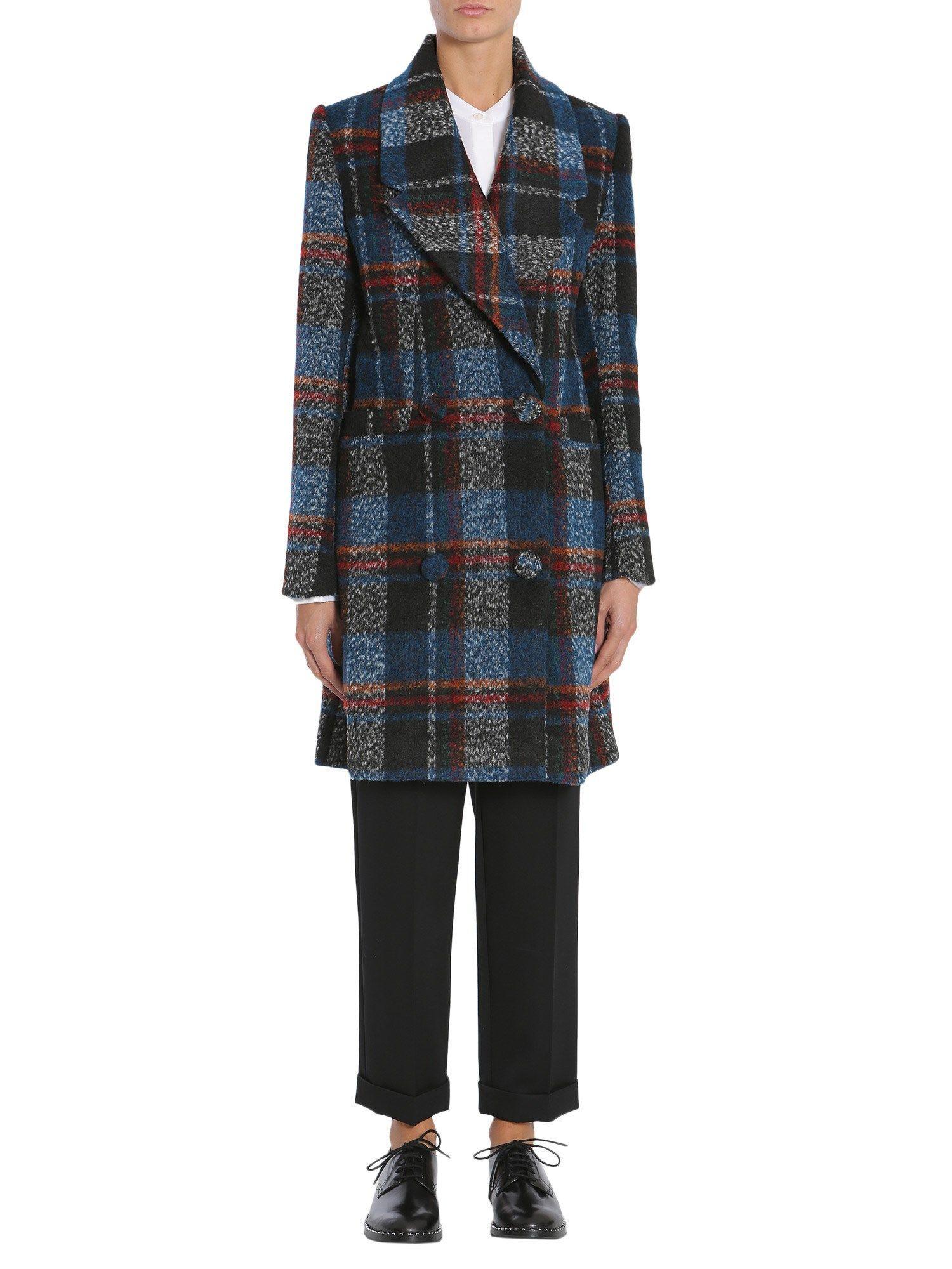Jovonna Austen Coat In Multicolor