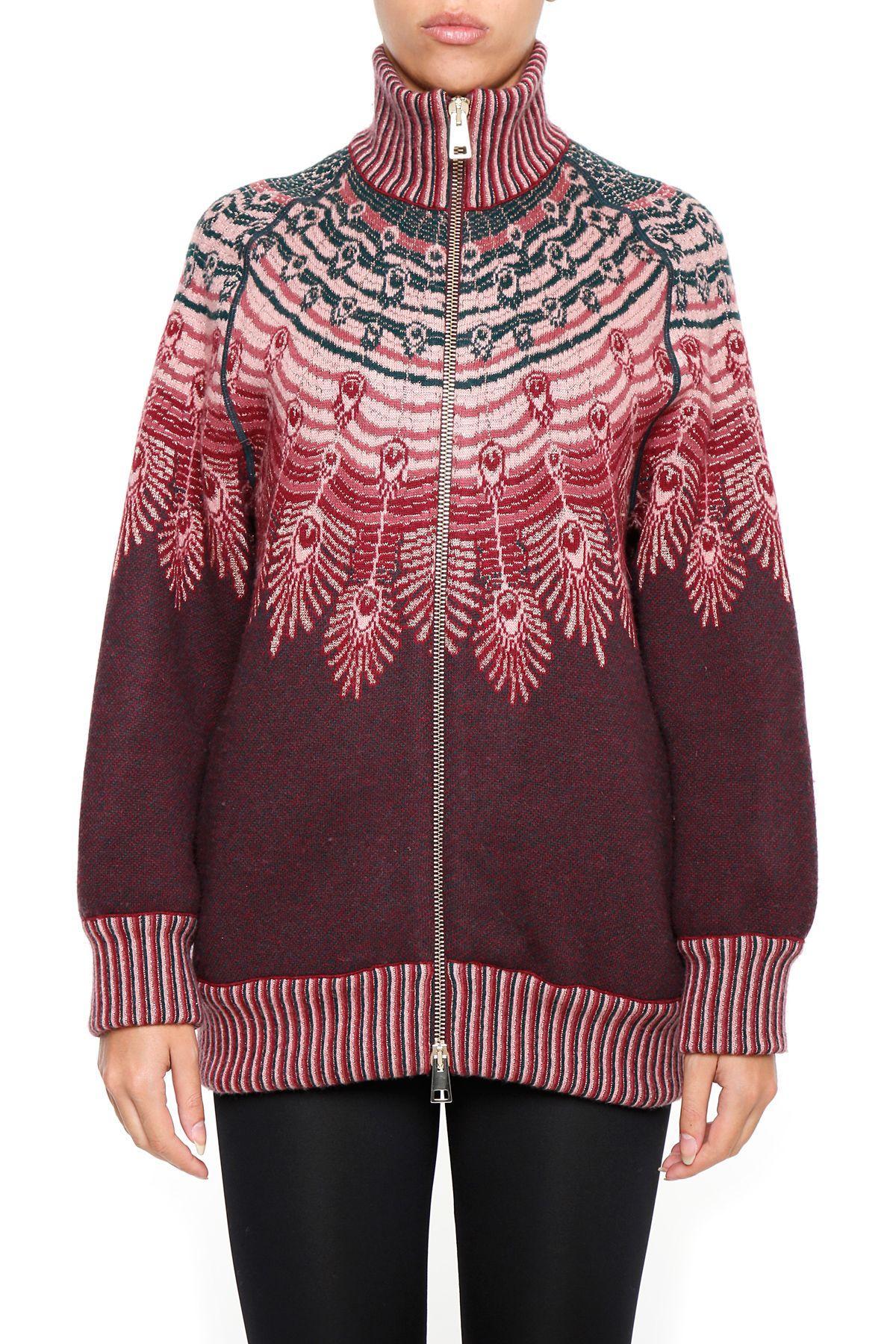 Giada Benincasa Wool And Lurex Bomber Jacket In Catch Dreamer Blush rosa