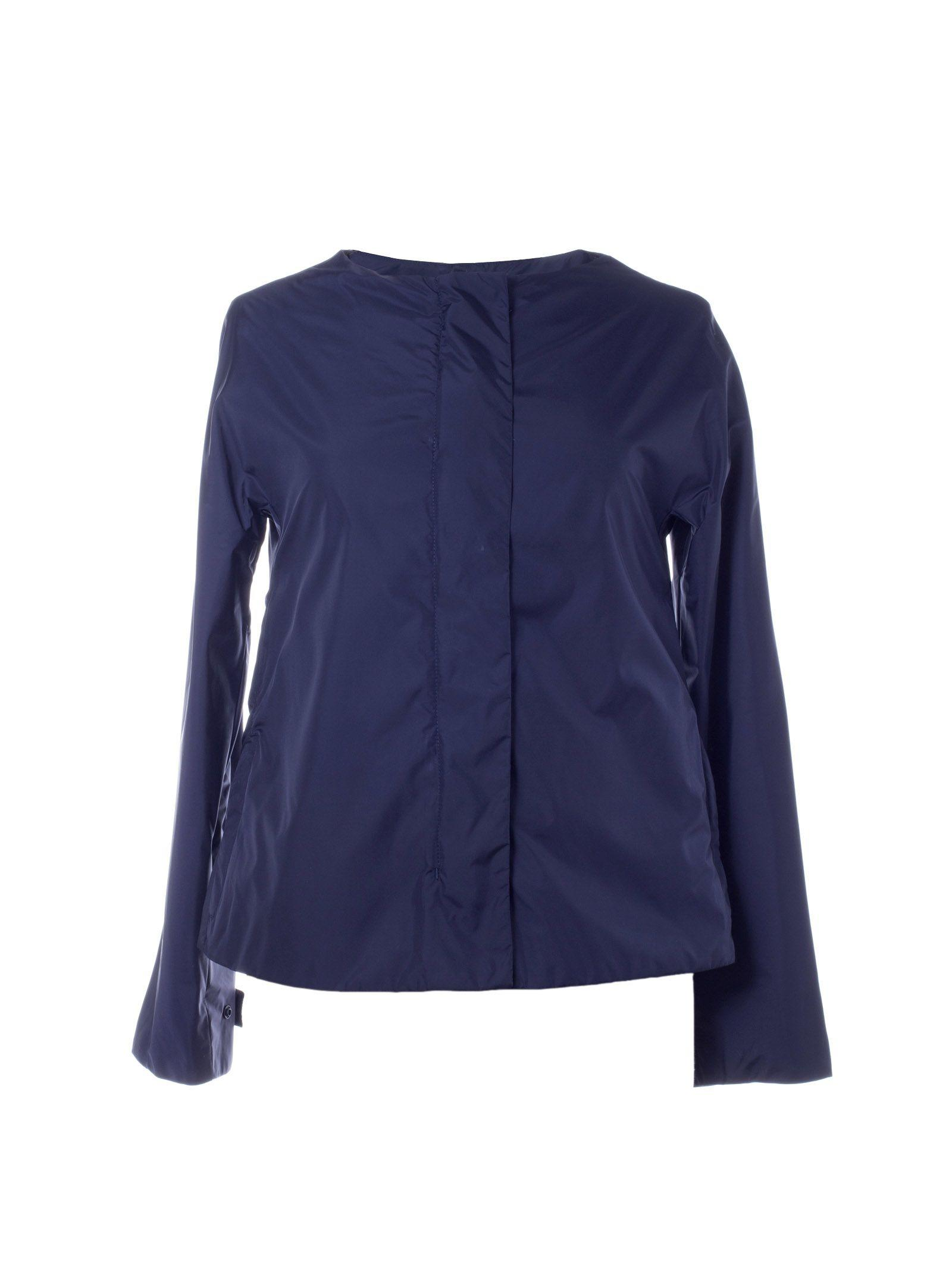Aspesi Fontina Jacket In Navy Blue