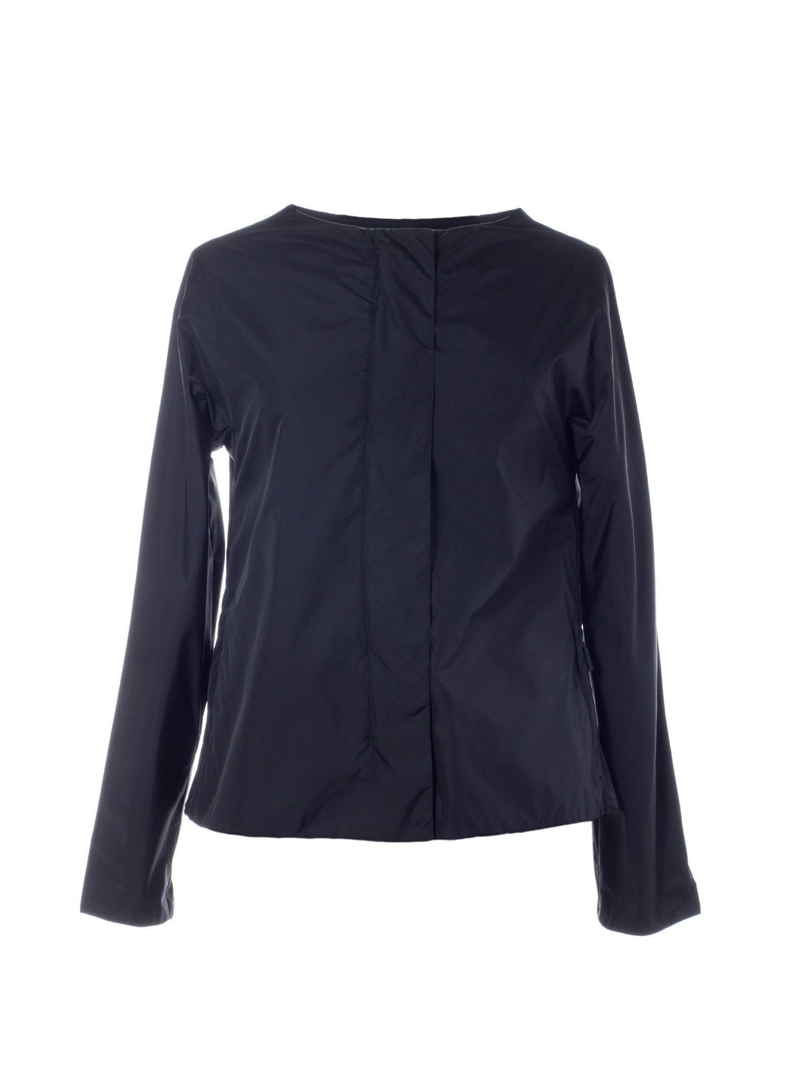 Aspesi Fontina Jacket In Black