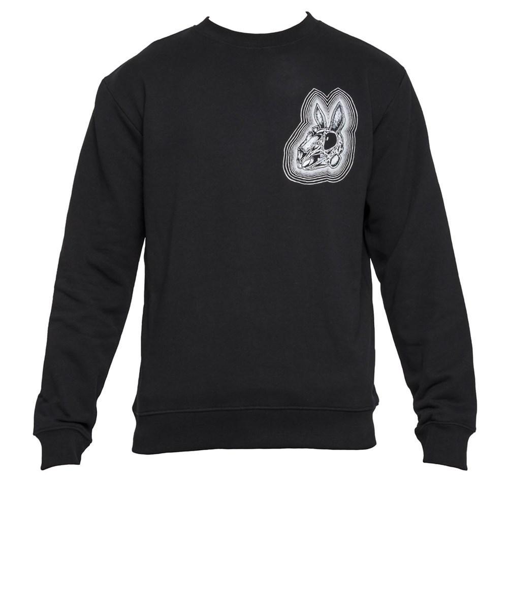 Mcq By Alexander Mcqueen Mcq Alexander Mcqueen Men's  Black Cotton Sweatshirt