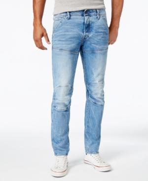 f2bc0022b34 G-Star Raw 5620 3D Super Slim Fit Jeans In Vintage Dark In Vintage ...