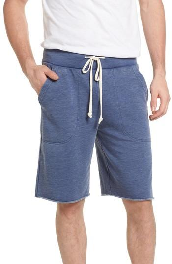 eb3a02e7d7 Alternative  Victory  French Terry Shorts In Navy