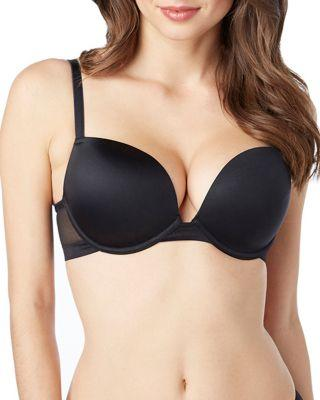 8e39c55da Le Mystere Infinite Edge Convertible T-Shirt Bra In Black