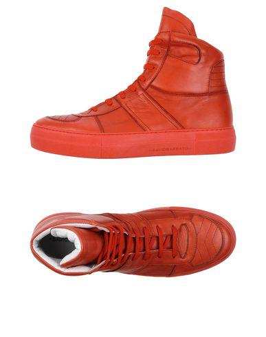 Savio Barbato Sneakers In Red