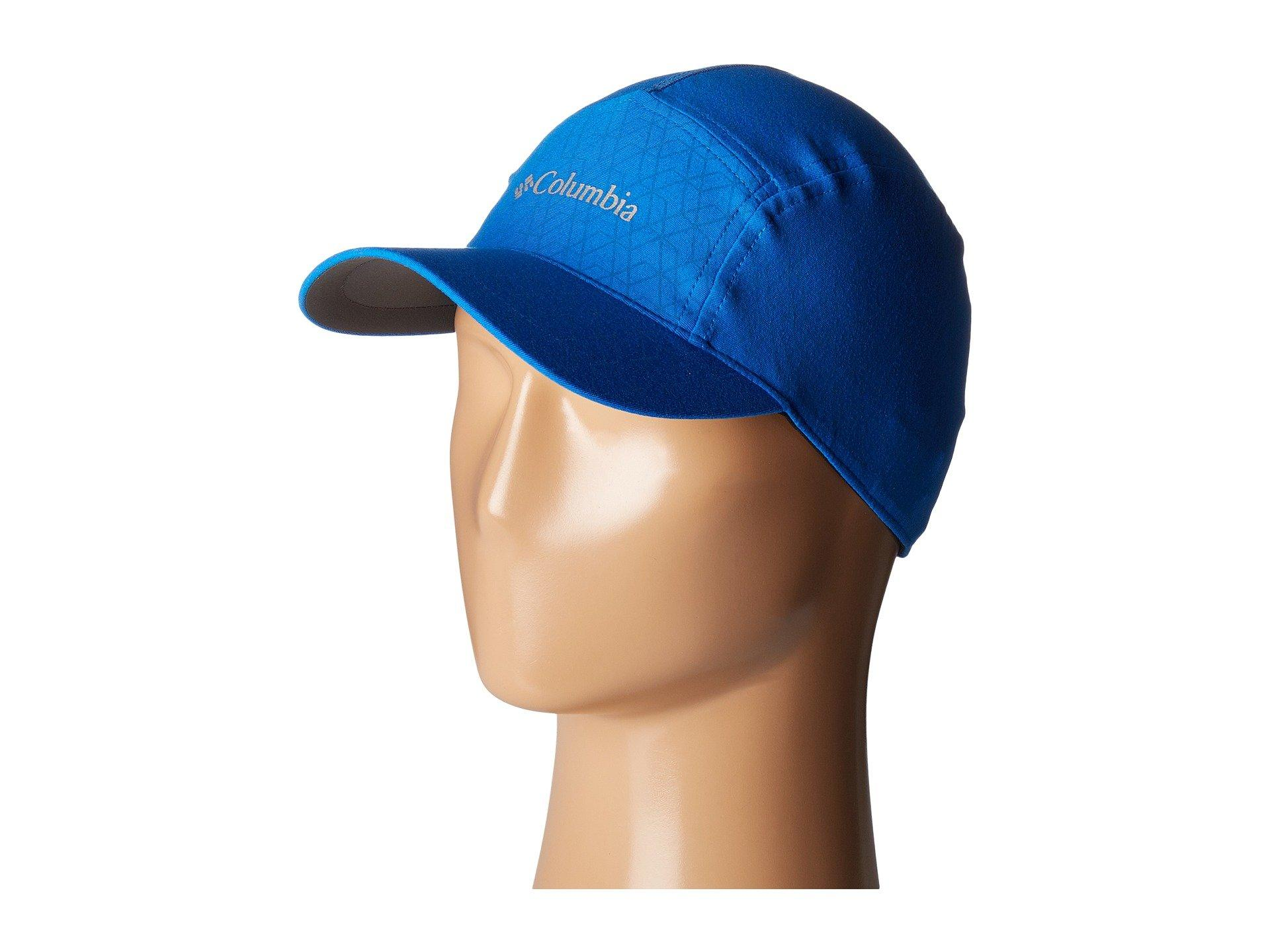 6b4b0f961c815 Columbia Trail Flash Running Hat In Super Blue