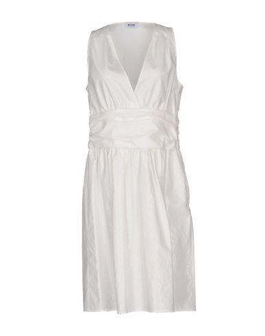 Moschino Cheap And Chic Knee-length Dress In White