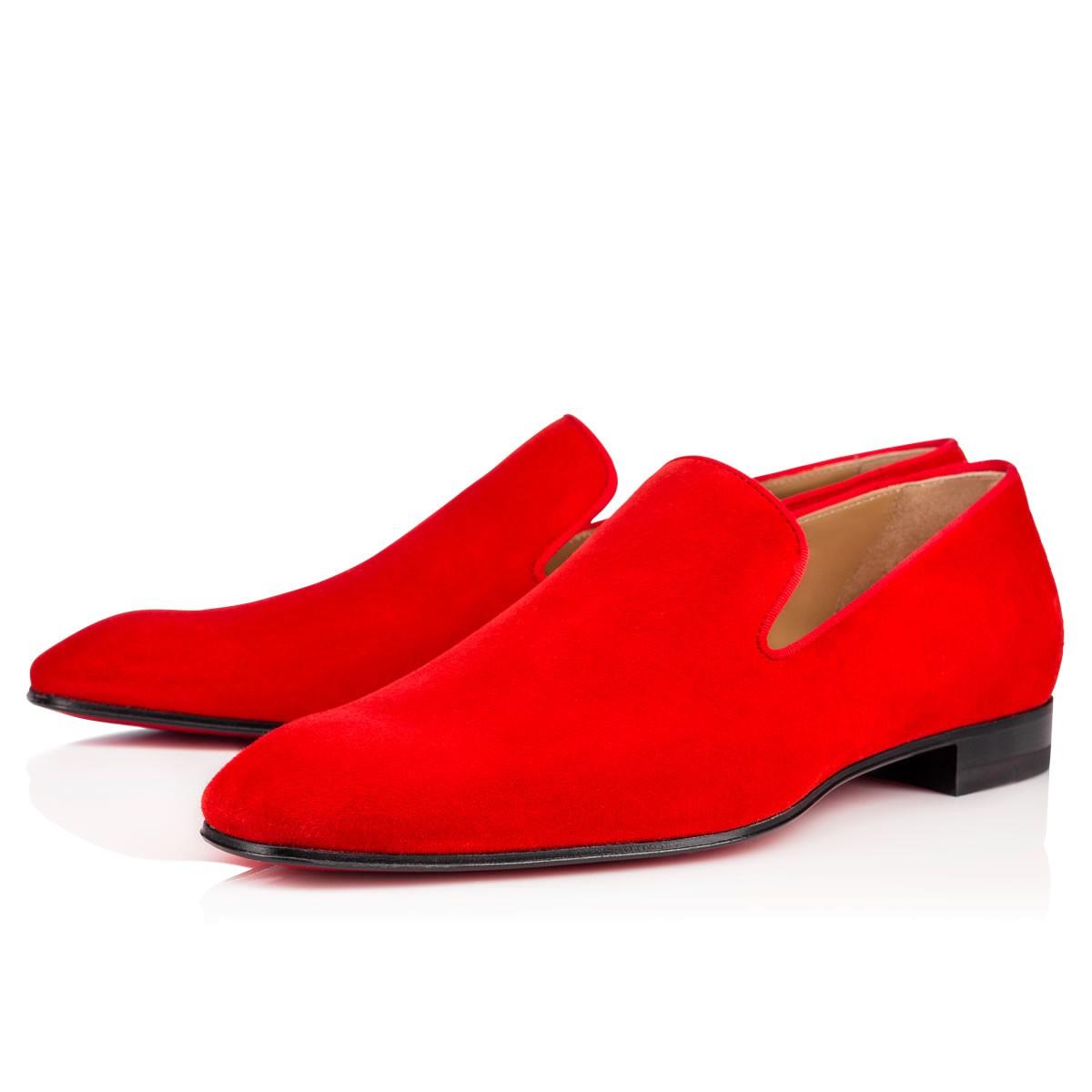 newest collection d0c78 563e4 Dandelion Flat Pavot Suede - Men Shoes - Christian Louboutin