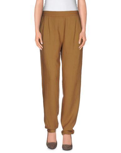 Sessun Casual Pants In Khaki
