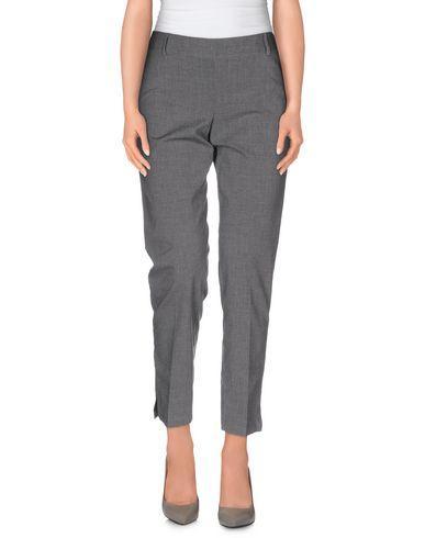 Liviana Conti Casual Pants In Grey