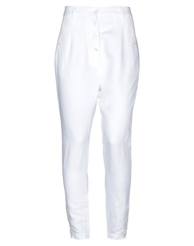 Mauro Grifoni Casual Pants In White