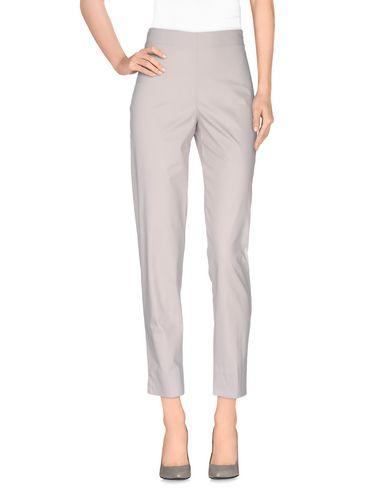 D.exterior Casual Pants In Light Grey