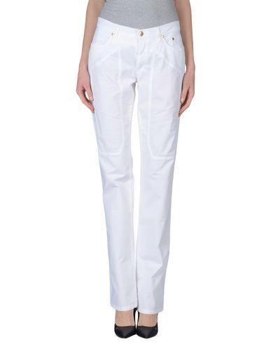 Jeckerson Casual Pants In White