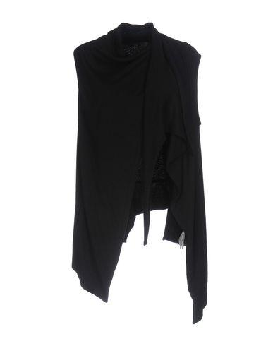 Rick Owens Cardigan In Black