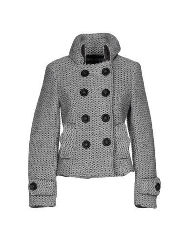 Route Des Garden Coat In Light Grey