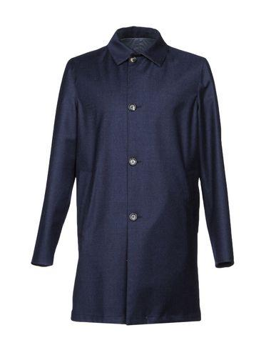 Kired Overcoats In Dark Blue
