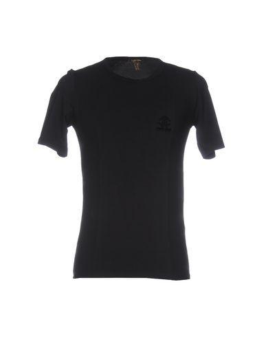 Roberto Cavalli Underwear Undershirt In Black