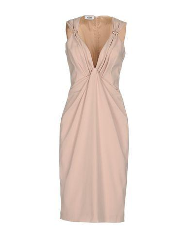 Moschino Cheap And Chic Short Dresses In Light Pink