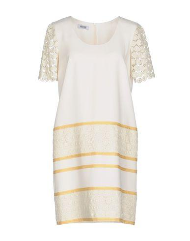 Moschino Cheap And Chic Short Dress In White