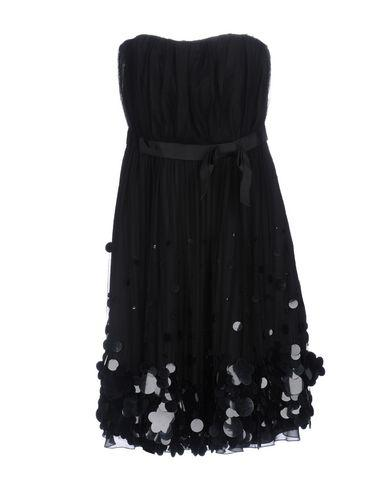 Moschino Cheap And Chic Short Dresses In Black