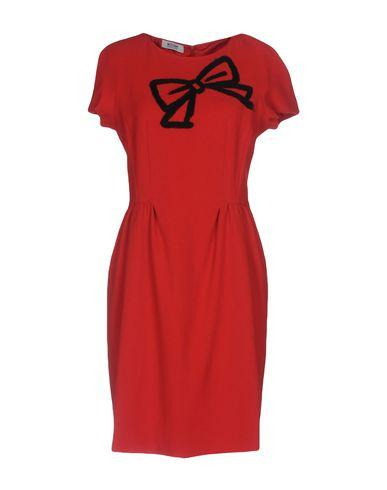 Moschino Cheap And Chic Short Dresses In Red