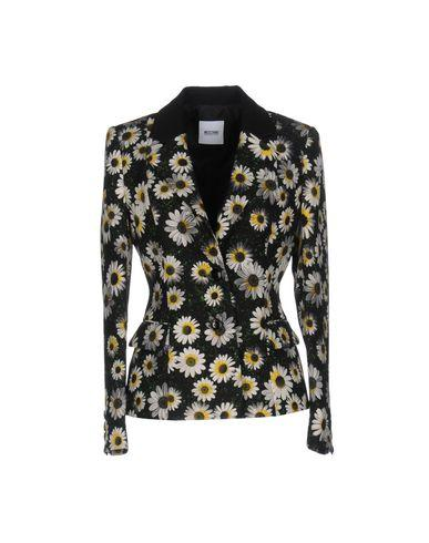 Moschino Cheap And Chic Blazers In Black