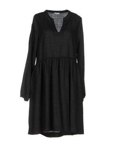 P.a.r.o.s.h. Knee-length Dress In Steel Grey