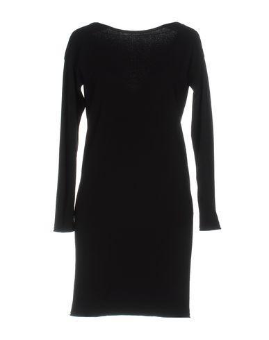 Patrizia Pepe Short Dresses In Black