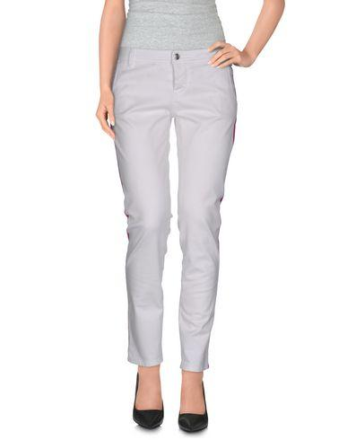 Patrizia Pepe Denim Pants In White