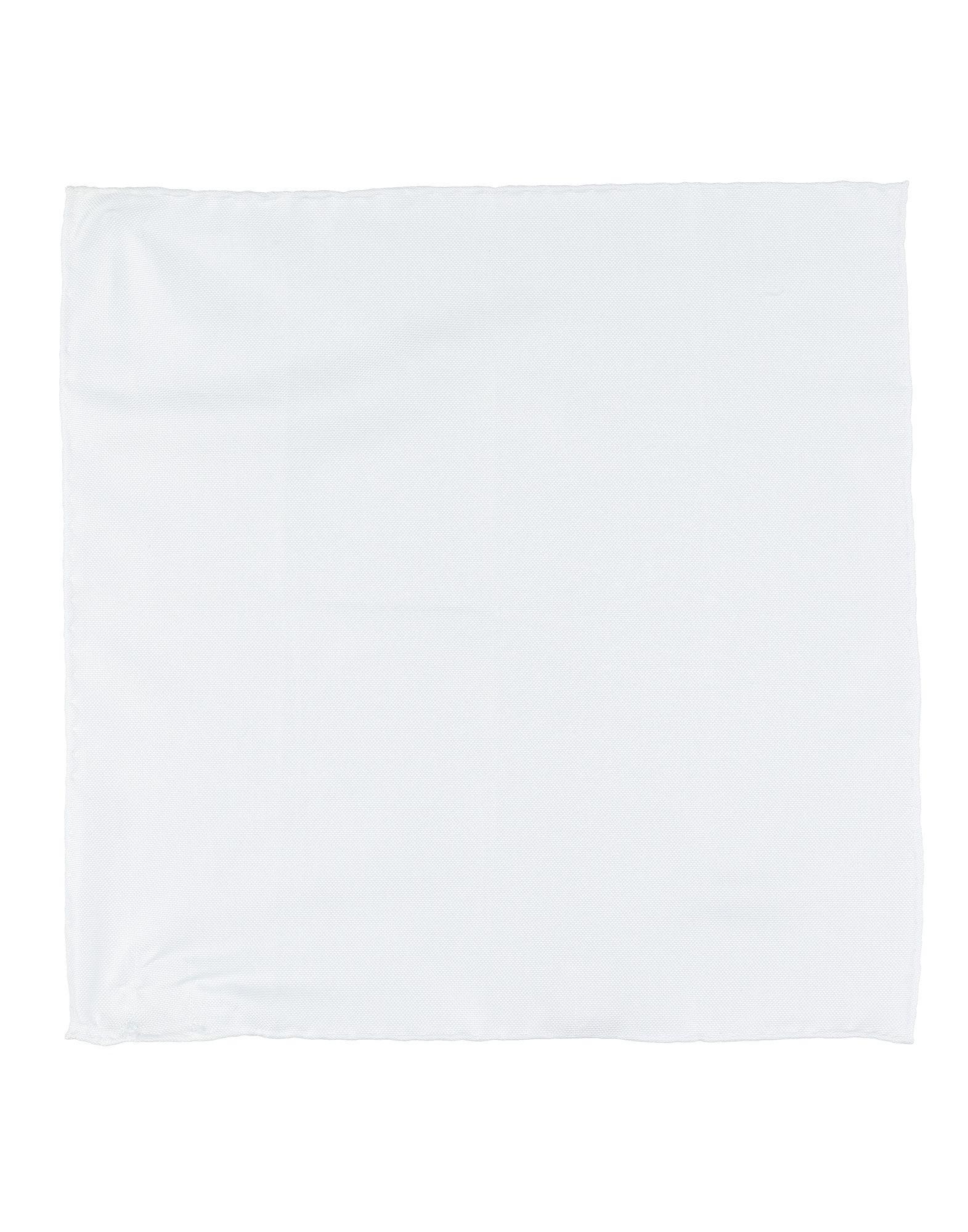 Brunello Cucinelli Square Scarves In White