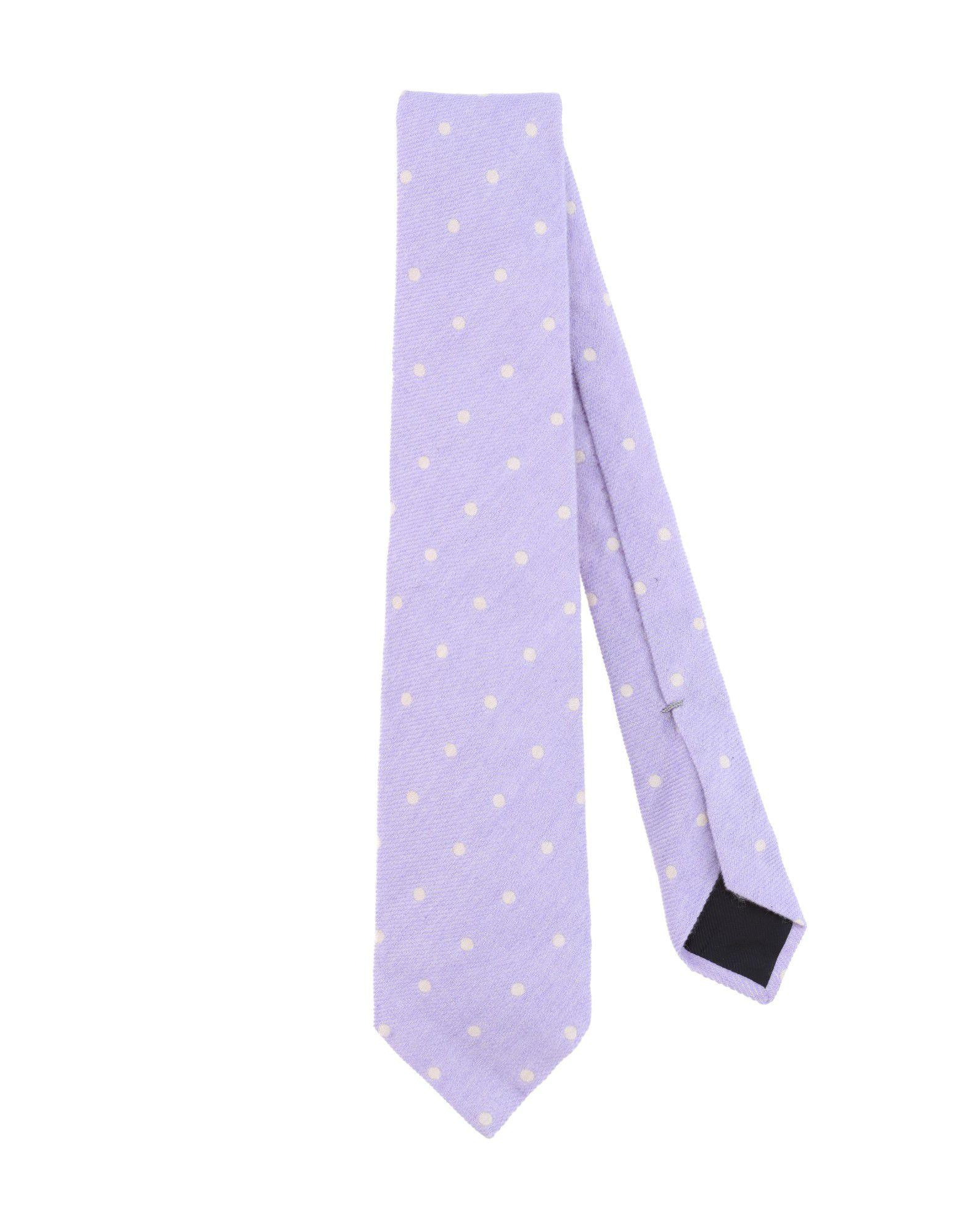 Barba Napoli Ties In Lilac