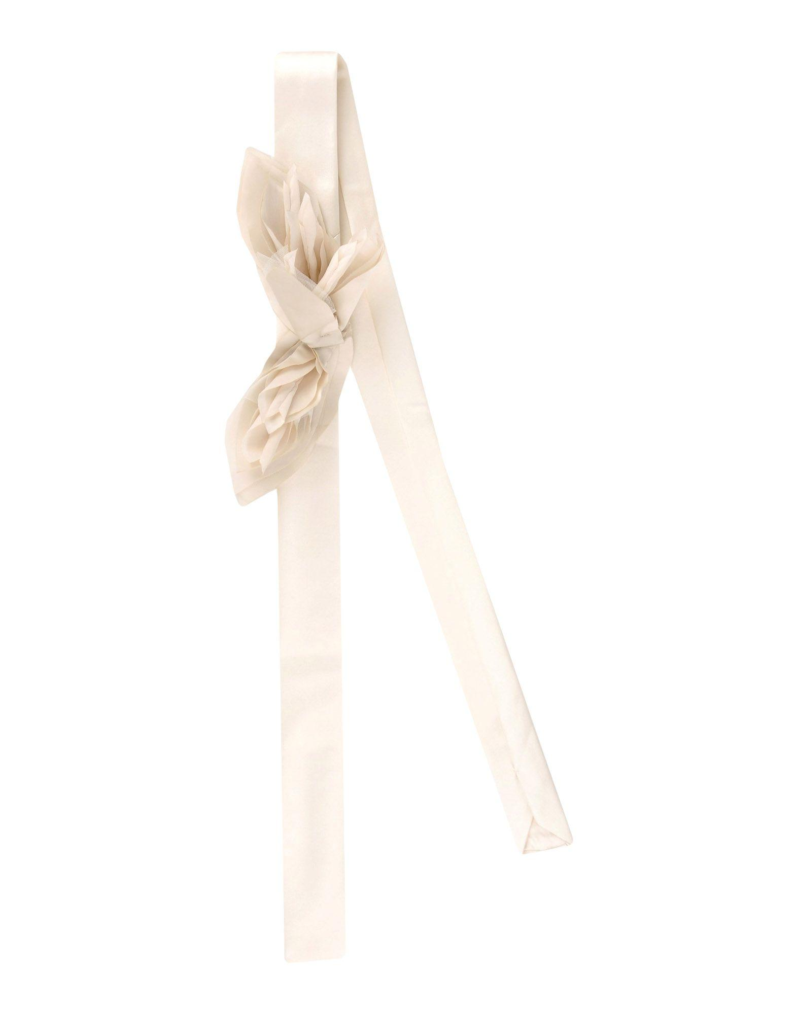 Brunello Cucinelli Ties In Ivory