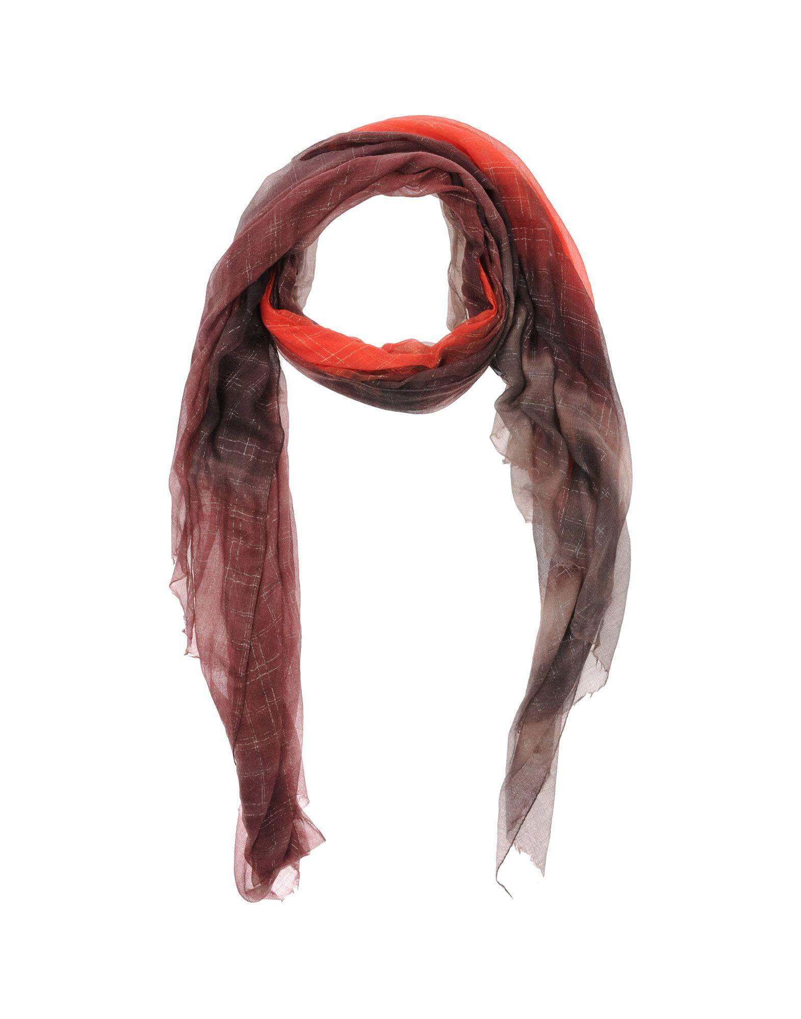 Brunello Cucinelli Scarves In Red