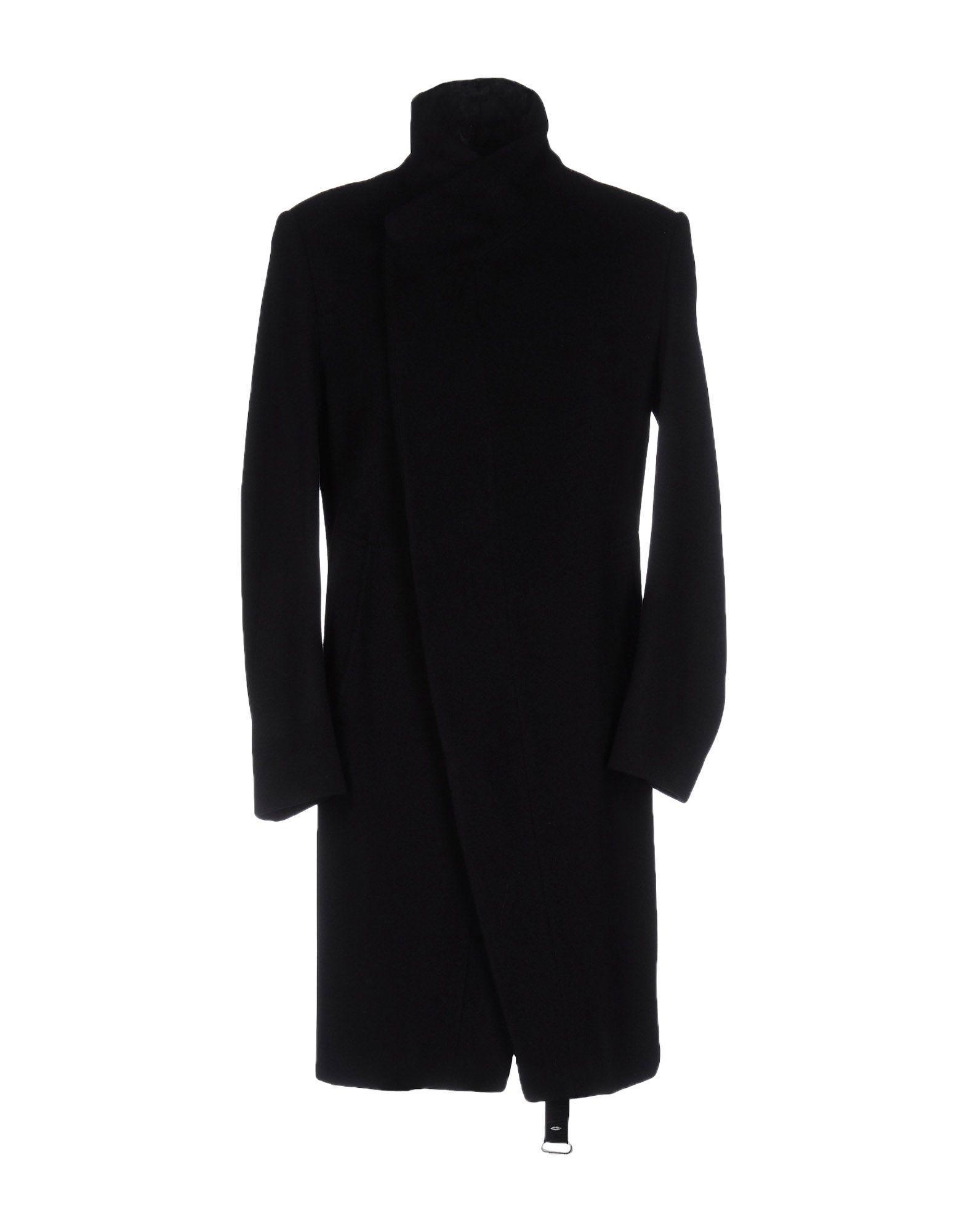 Tom Rebl Coats In Black