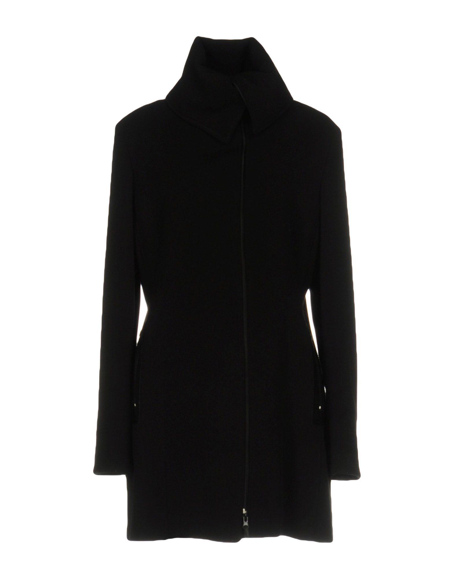 Hanita Coats In Black