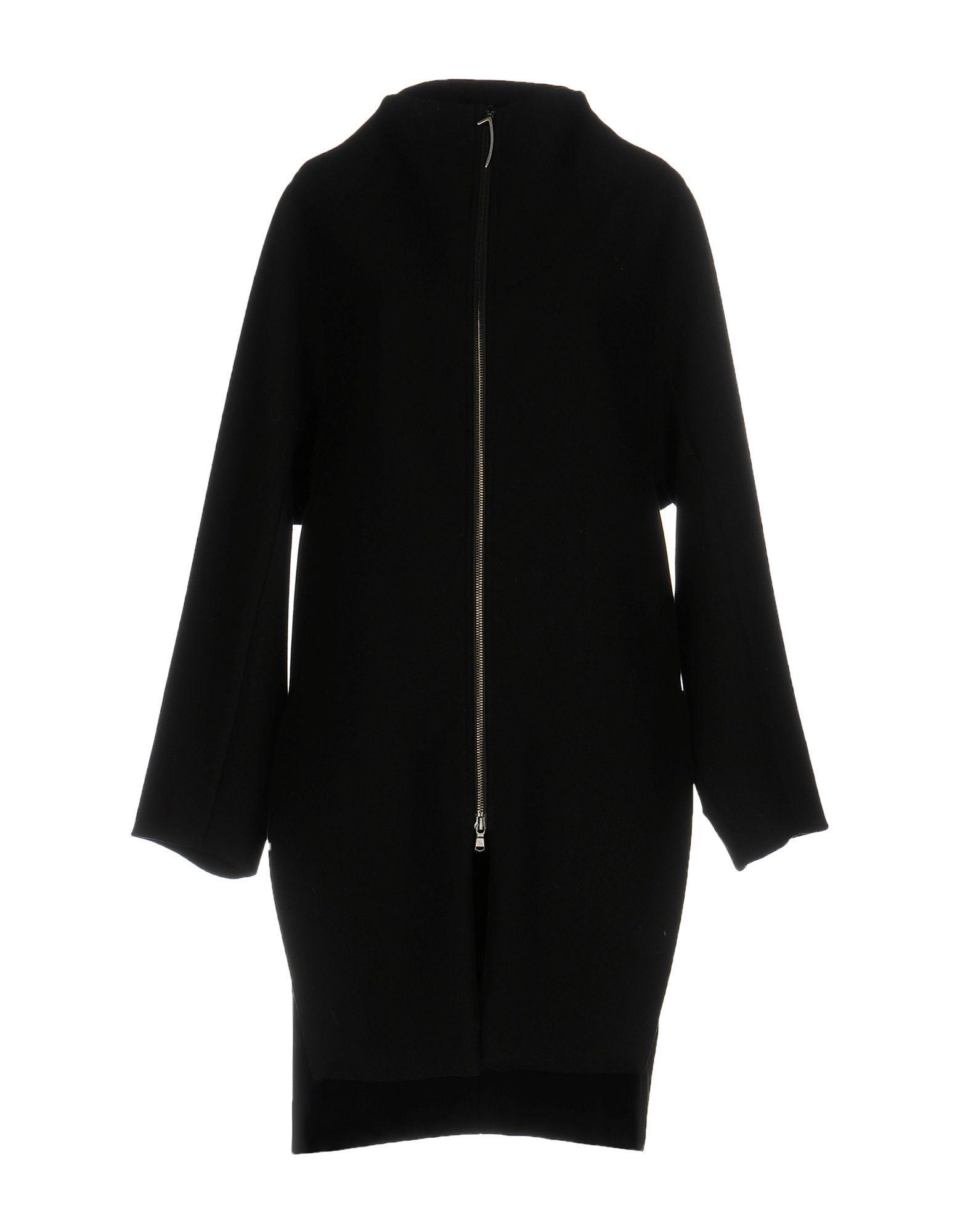 Ilaria Nistri Coat In Black